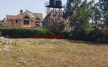 1000 m² residential land for sale in Rironi