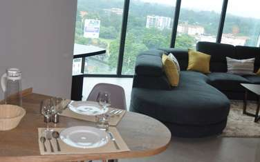 Furnished 2 bedroom apartment for rent in Waiyaki Way