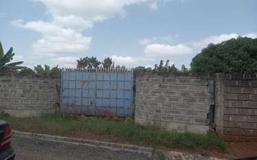10000 m² residential land for sale in Ruiru