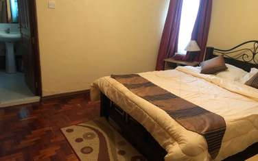 Furnished 2 bedroom apartment for rent in Rosslyn
