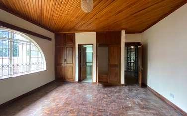 5 bedroom house for rent in Gigiri