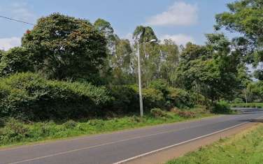 50588 m² land for sale in Nyeri Town