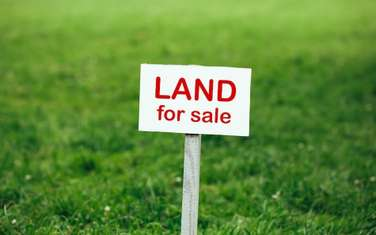 4 ac land for sale in Ruai