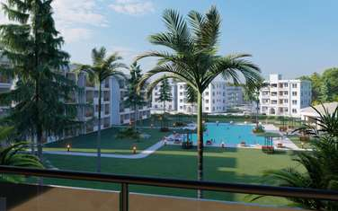 Studio apartment for sale in Malindi Town