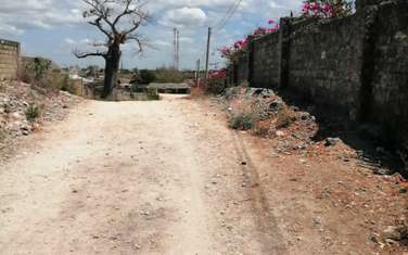 Commercial land for sale in Watamu