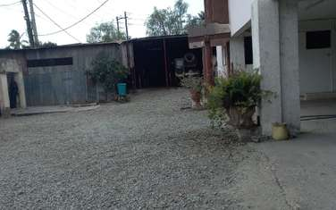 0.25 ac commercial land for sale in Bamburi