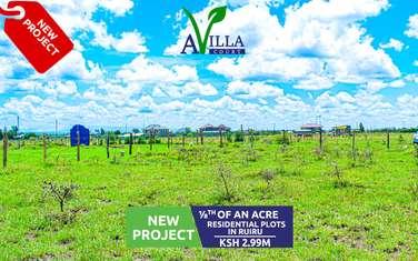 370 m² land for sale in Ruiru