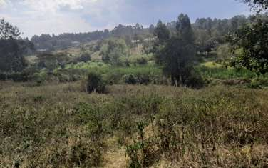 Residential land for sale in Ngong