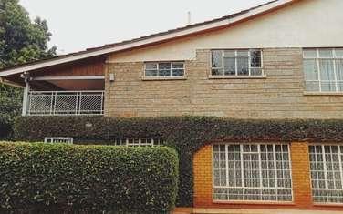 6 bedroom villa for rent in Kitisuru