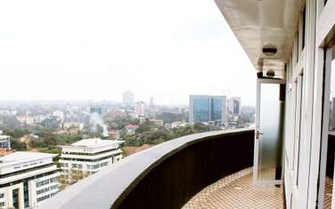 Furnished  office for rent in Westlands Area