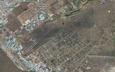 1000 m² commercial land for sale in Katani