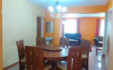 Furnished 6 bedroom townhouse for rent in Eldoret North