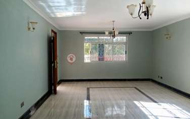 3 bedroom house for rent in Karen