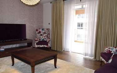 Furnished 3 bedroom apartment for rent in Kitisuru