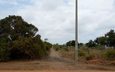31 ac commercial land for sale in Magarini