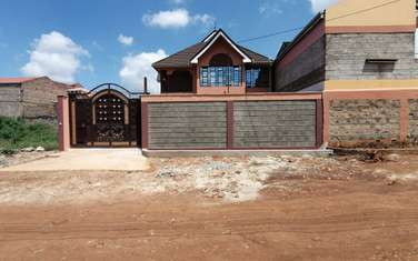 Furnished 4 bedroom house for sale in Ruiru