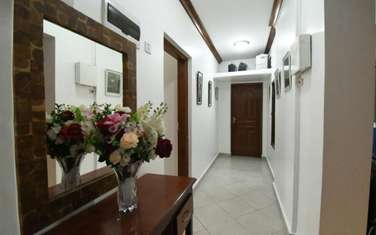 Furnished 3 bedroom apartment for rent in South C