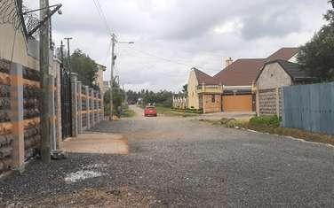 0.23 ha residential land for sale in Karen