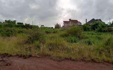 560 m² residential land for sale in Ruiru