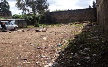 0.125 ac commercial land for sale in Limuru Area