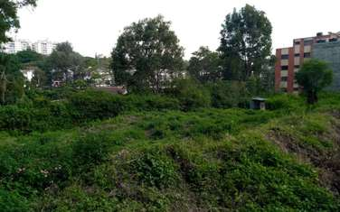 2711 m² residential land for sale in Kilimani