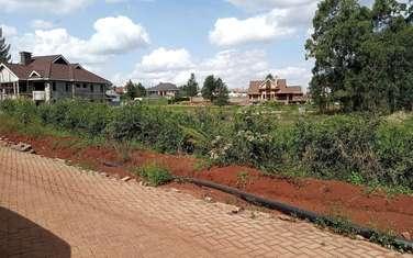 1000 m² residential land for sale in Runda