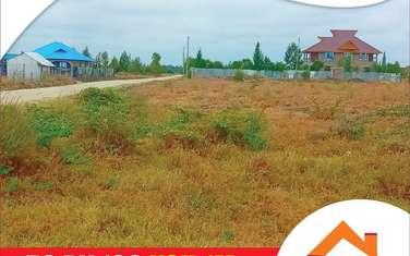 505 m² residential land for sale in Kitengela
