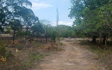 0.5 ac land for sale in Nyali Area