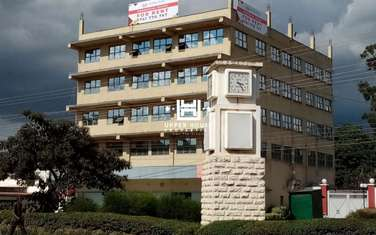 278.7m² office for rent in Nanyuki