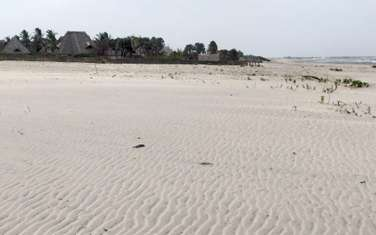 800m² land for sale in Malindi Town