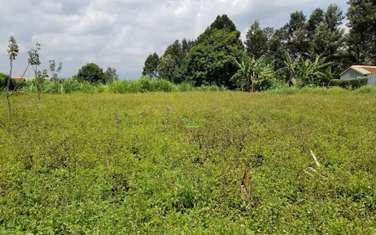 0.75 ac commercial land for sale in Kinoo