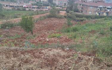 400 m² commercial land for sale in Ngong