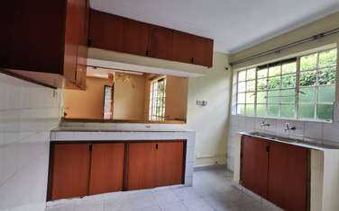3 bedroom house for rent in Loresho