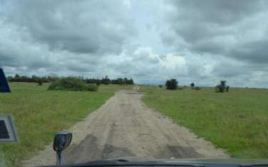 Residential land for sale in Isinya