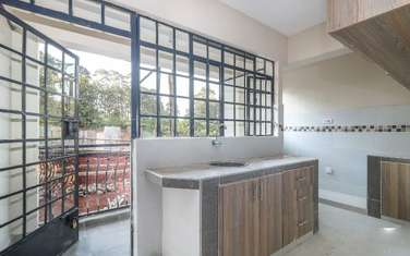 3 bedroom apartment for rent in Kikuyu Town
