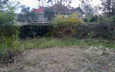 100 m² residential land for sale in Ongata Rongai