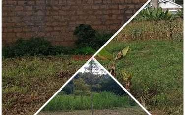 0.05 ha residential land for sale in Kikuyu Town