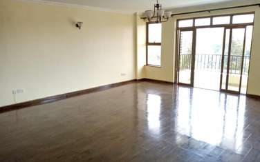 3 bedroom apartment for rent in Kileleshwa