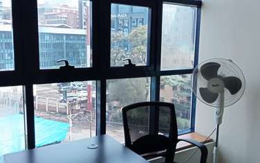 Furnished 2929 ft² office for rent in Westlands Area