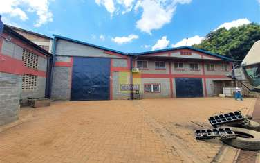 1.97 ac warehouse for sale in Kikuyu Town