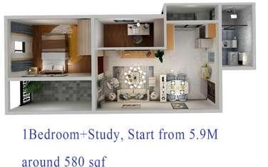 Studio apartment for sale in Lavington
