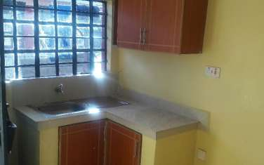 Bedsitter for rent in Ruaka