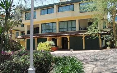 Furnished 4 bedroom house for rent in Westlands Area