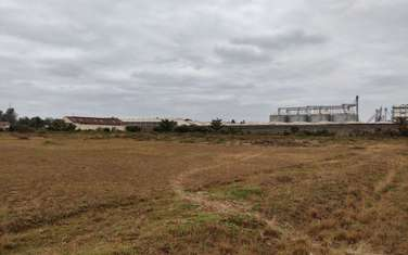 6.8 ac commercial land for sale in Thika