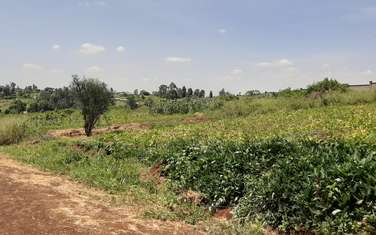 0.25 ac land for sale in Ruiru
