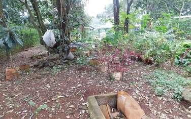 1.5 ac residential land for sale in Karen