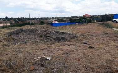 1214 m² residential land for sale in Utawala