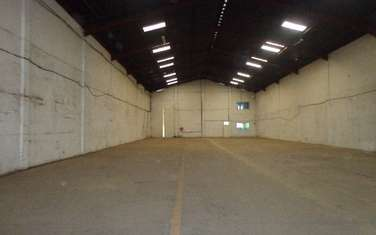 Warehouse for sale in Mombasa Road