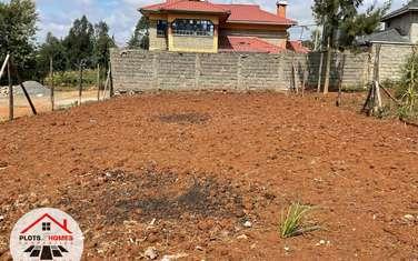 320 m² residential land for sale in Gikambura