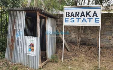 506 m² land for sale in Ongata Rongai